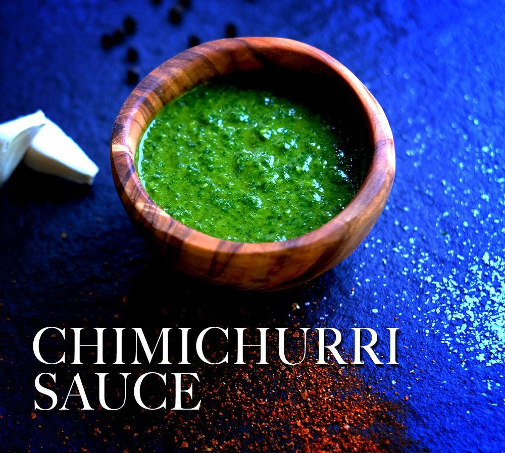 Chimichurri Sauce - Holy Grail Steak Co.