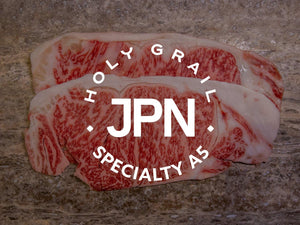 A5 Thin Sliced Japanese Striploin 2oz. - 4-Pack