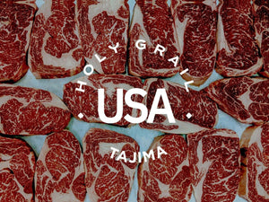 American-raised Tajima Wagyu - 3 Strips / 3 Ribeyes ~16oz. each - 6-Pack