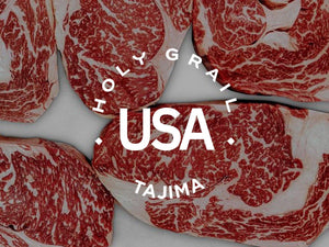 American-raised Tajima Wagyu Ribeye ~16oz. each - 6-Pack