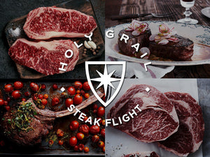 Upper Prime Big Classics Flight - Holy Grail Steak Co.