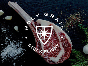 Dry-Aged Double Tomahawk Gift Pack - Holy Grail Steak Co.