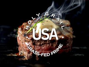 Grass-fed Prime Filet Mignon ~8oz - Holy Grail Steak Co.