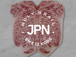 BMS 12 - Kobe Wagyu A5 Strip 13oz.+