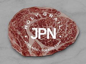 Hokkaido - Tokachi Farm A5 Ribeye 13-15oz. - Holy Grail Steak Co.