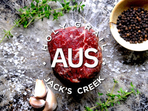 Jack's Creek Australian Wagyu Filet Mignon ~ 6oz