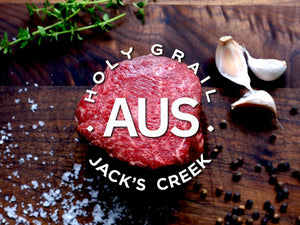 Jack's Creek Australian Wagyu Filet Mignon ~ 8oz