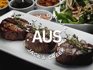 Jack's Creek Full-Blood Wagyu Filet Mignon ~ 8 oz - Holy Grail Steak Co.