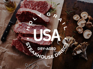Steakhouse Direct Dry-Aged New York Strip ~16oz.