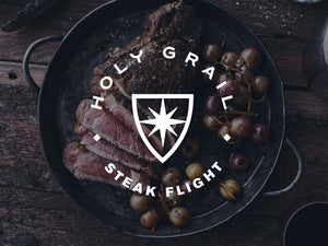 Strip Steaks - Steak Nirvana Flight