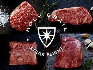Steakhouse Direct Favorites Flight - Holy Grail Steak Co.