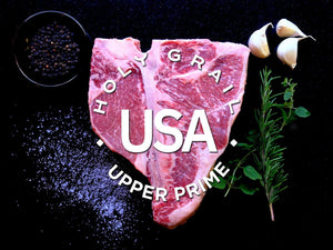 Upper Prime Black Angus Porterhouse ~40oz