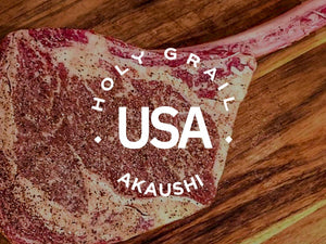 Ultimate Texas-raised Akaushi Wagyu Grill Pack