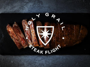 The Ultimate A5 Kobe Flight - Holy Grail Steak Co.