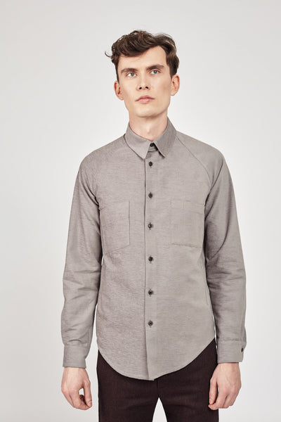 Raglan Shirt with two pockets