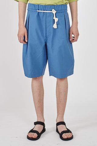 Shorts With Pleats