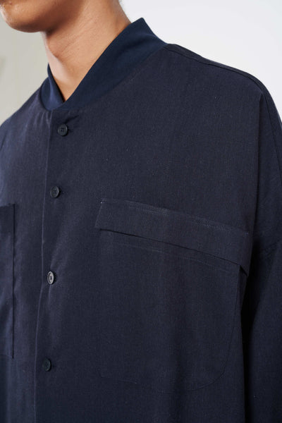 Investment Shirt - Dark Blue