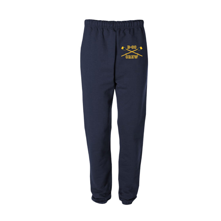 Jerzees Adult 9.5 oz., Super Sweats® NuBlend® Fleece Pocketed Sweatpants