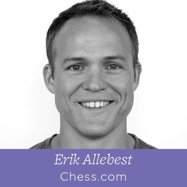 56 Erik Allebest - The Founder of Chess.com on Maintaining Joy In Your Business