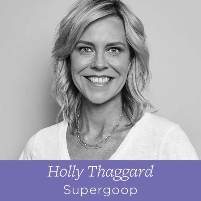 58 Holly Thaggard - The Founder of Supergoop on Focusing on Education