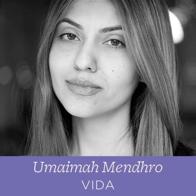 59 Umaimah Mendhro - The Founder of VIDA on Becoming Comfortable Being An Outsider
