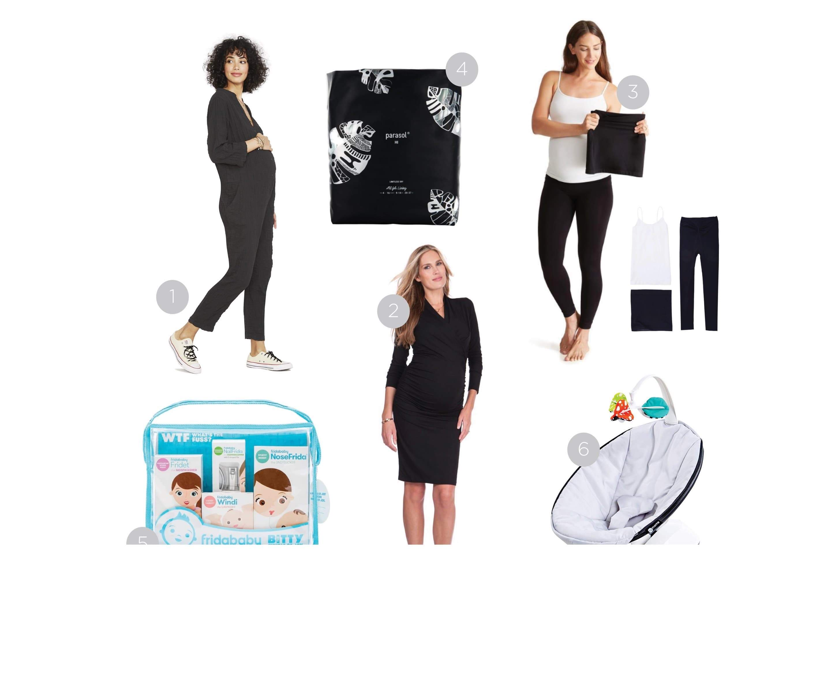 6 Brands Every Future Mama Should Know
