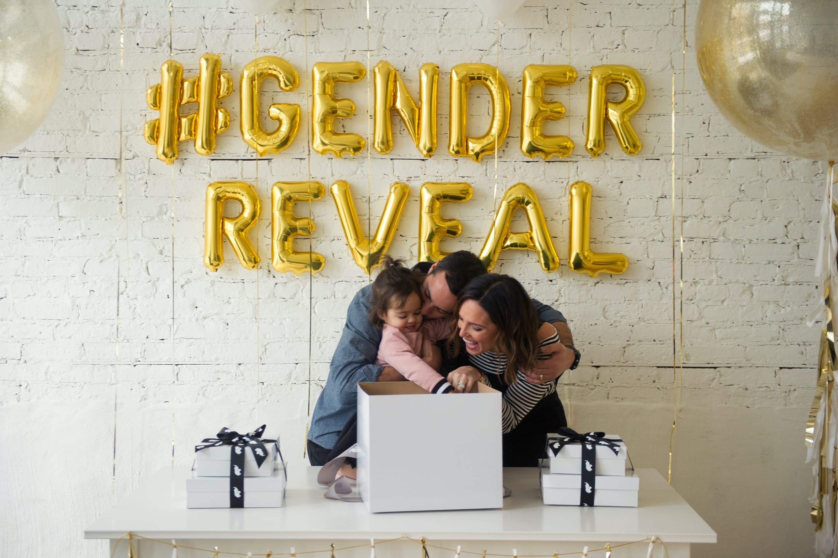 The #GenderReveal Trend