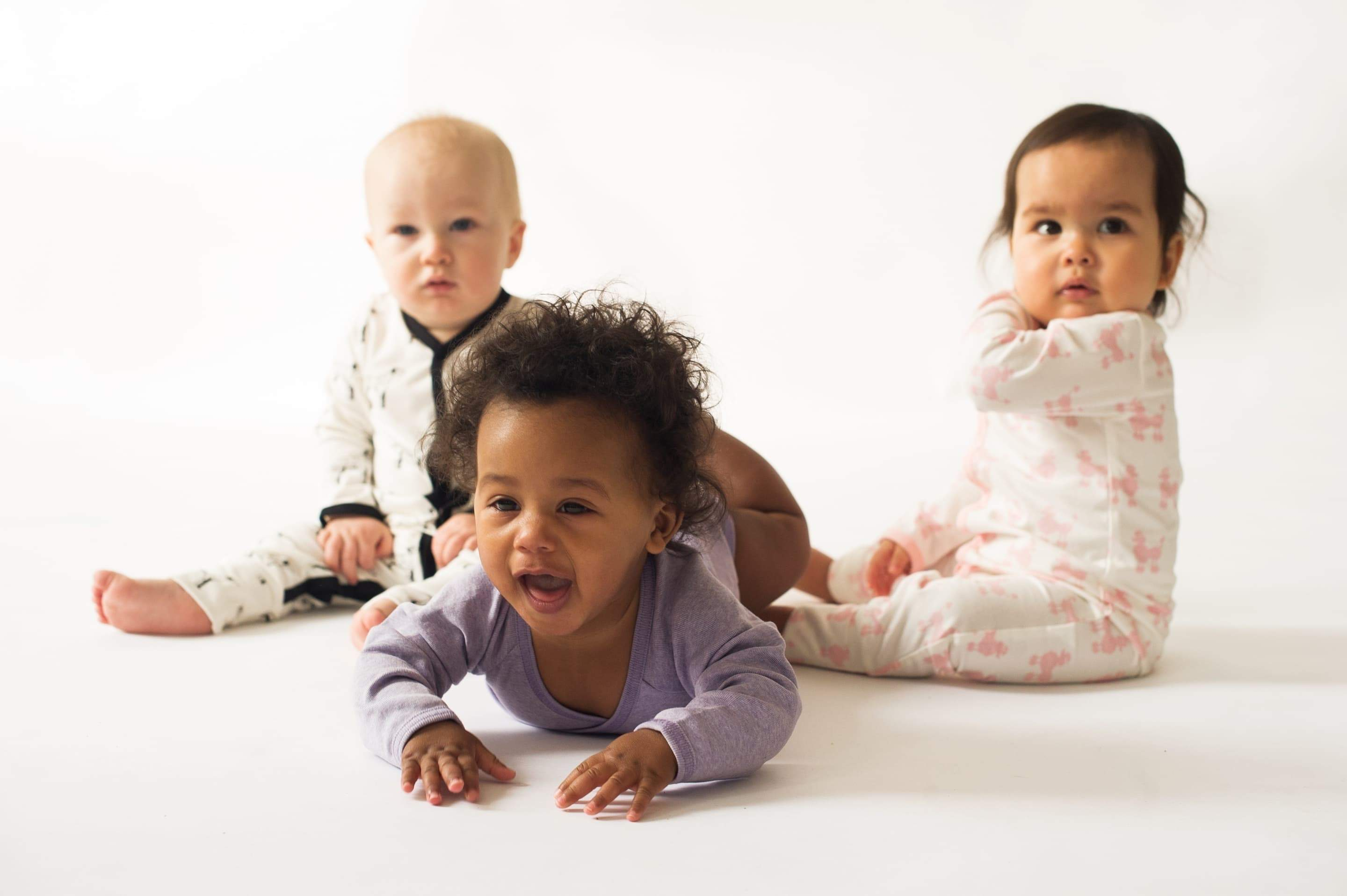 How to play with baby: Newborn to Three-Months-Old