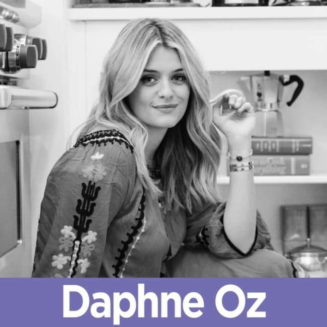 06 Daphne Oz - Emmy Award Winner and New York Times Bestselling Author on Why It's So Important to Invest in Yourself