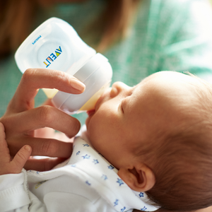 Baby Bottle Feeding Checklist