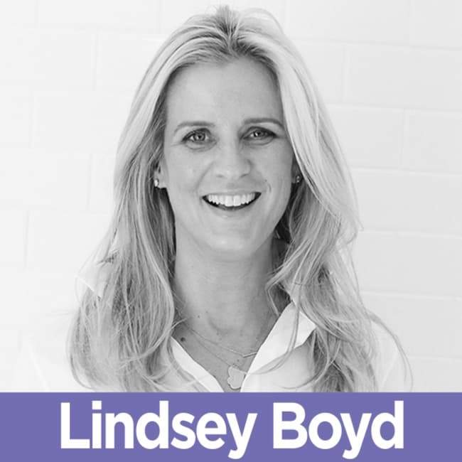 27 Lindsey Boyd - The Co-Founder of The Laundress on Making Laundry Enjoyable for All