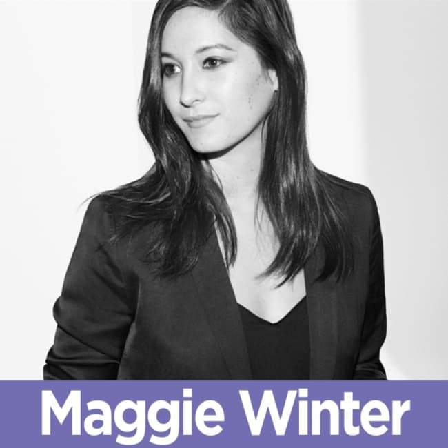 15 Maggie Winter - The Founder of AYR on Creating a Brand that People Connect To
