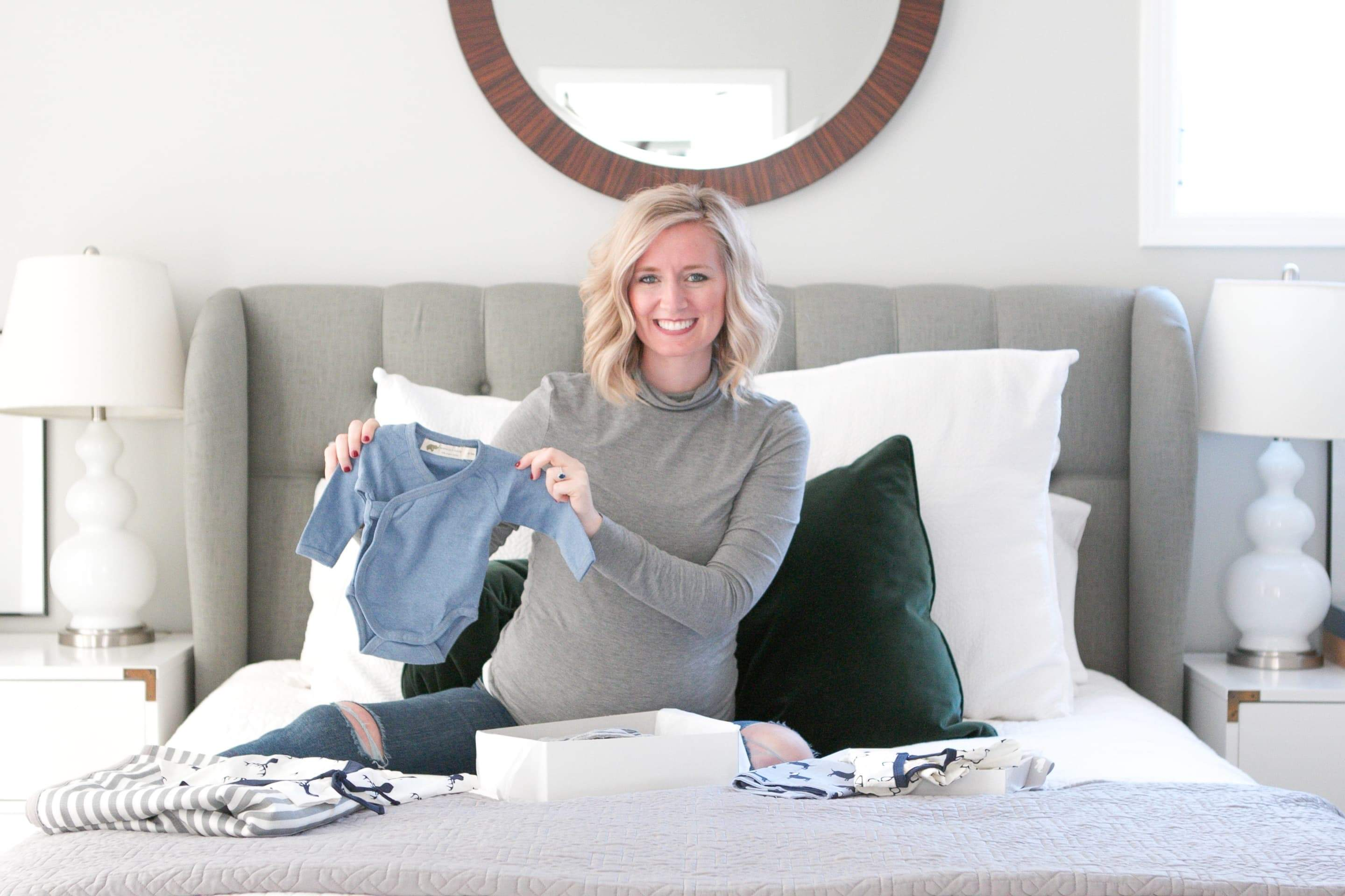 A Layette Reveal with DIY Playbook