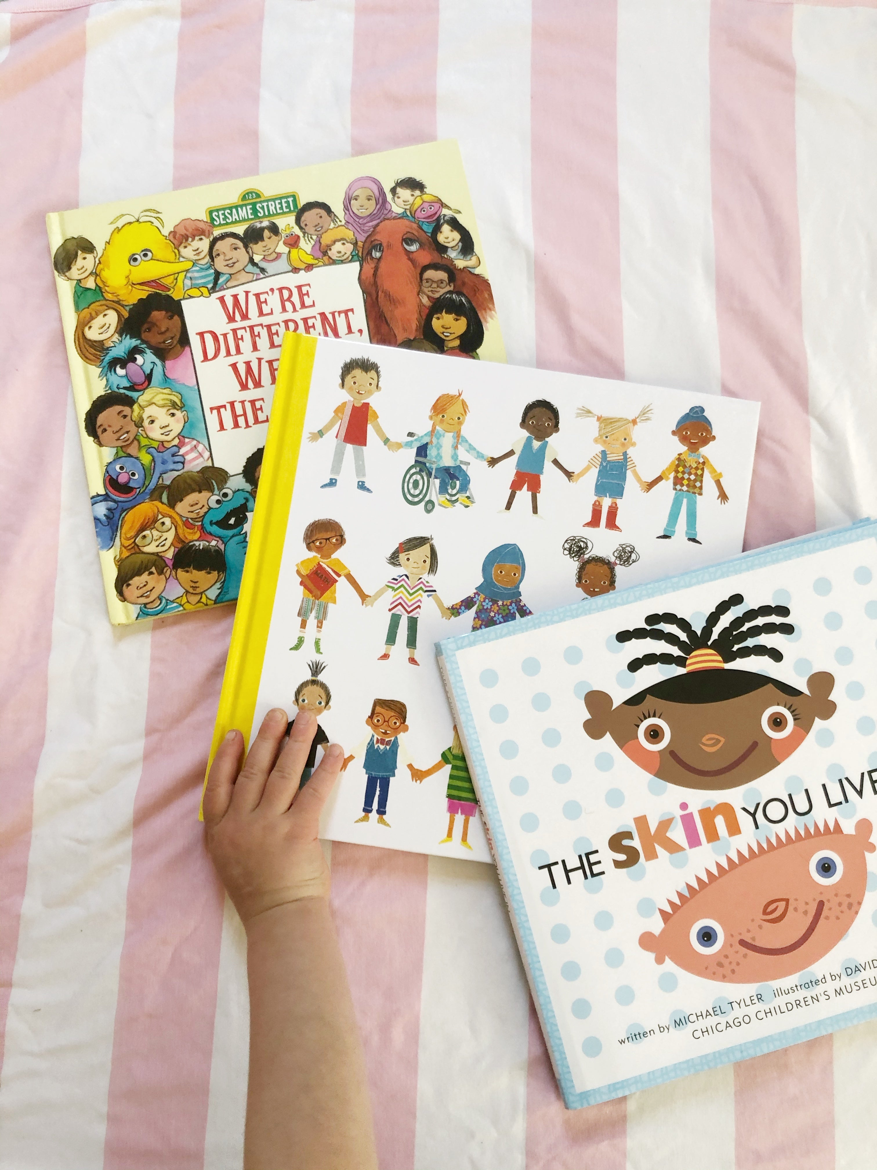 21 Books for Kids to Support Conversations on Race + Celebrate Diversity
