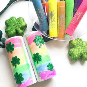 St. Patrick's Day Craft + Story Time