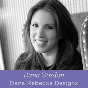 61 Dana Gordon - The Founder of Dana Rebecca Designs on Finding Joy In Your Mistakes