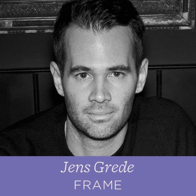 77 Jens Grede - Co-Founder at FRAME on the Sixth Sense of Shoppers