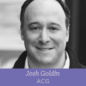 83 Josh Goldin - Cofounder of ACG on Aligning Yourself For Success
