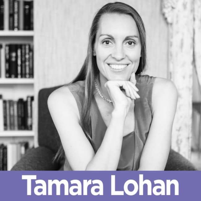 24 Tamara Lohan - Founder of Mr. & Mrs. Smith on Turning a Personal Need into an International Business