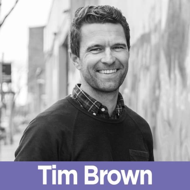 17 Tim Brown - The Co-Founder and Co-CEO of Allbirds on Building a Brandless Brand