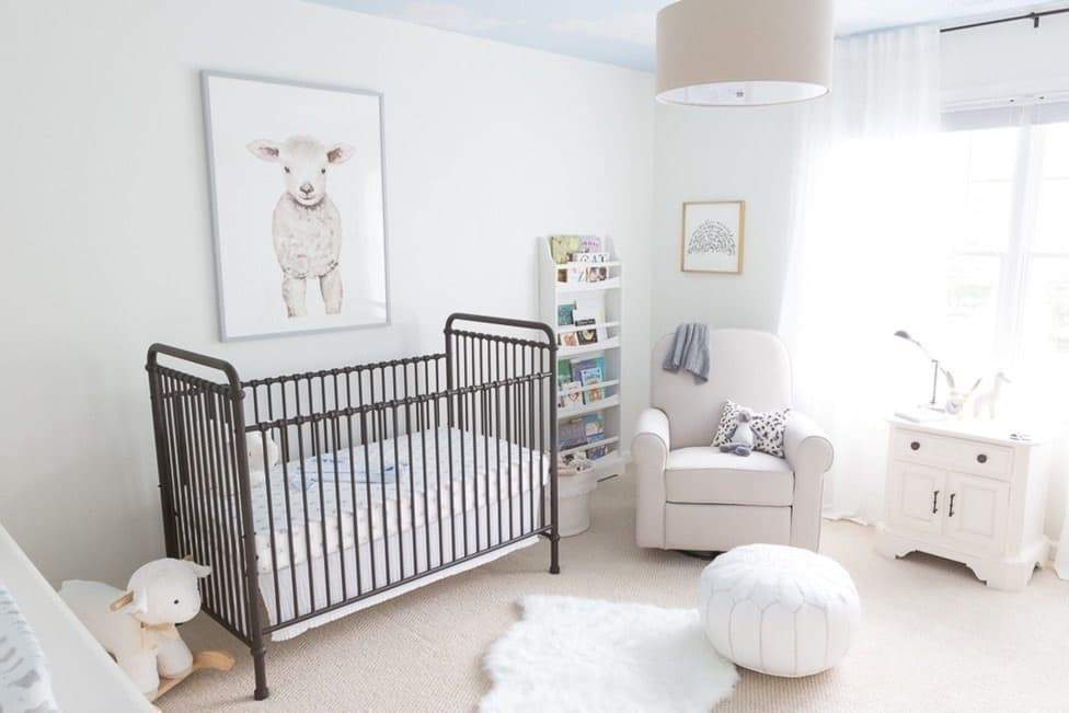 Team Green? Here's How to Create the Gender Neutral Nursery of Your Dreams