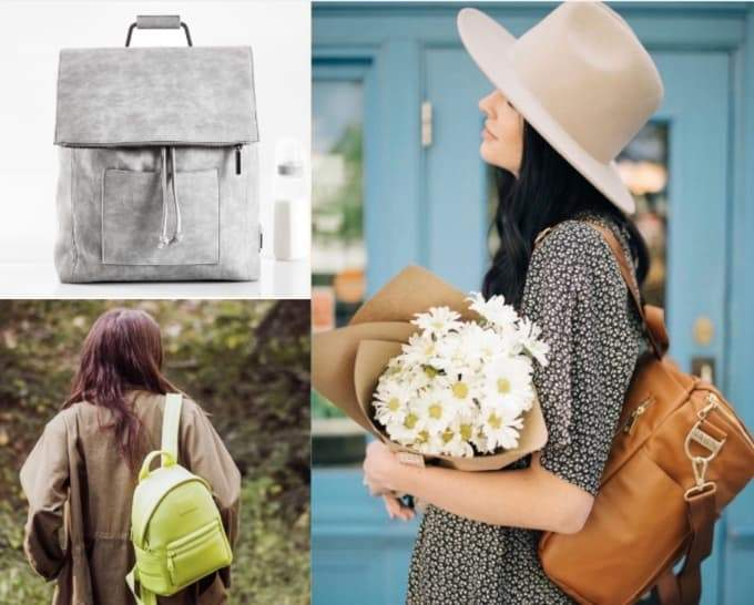 10 Super Stylish Diaper Bags You'll Actually Want to Carry