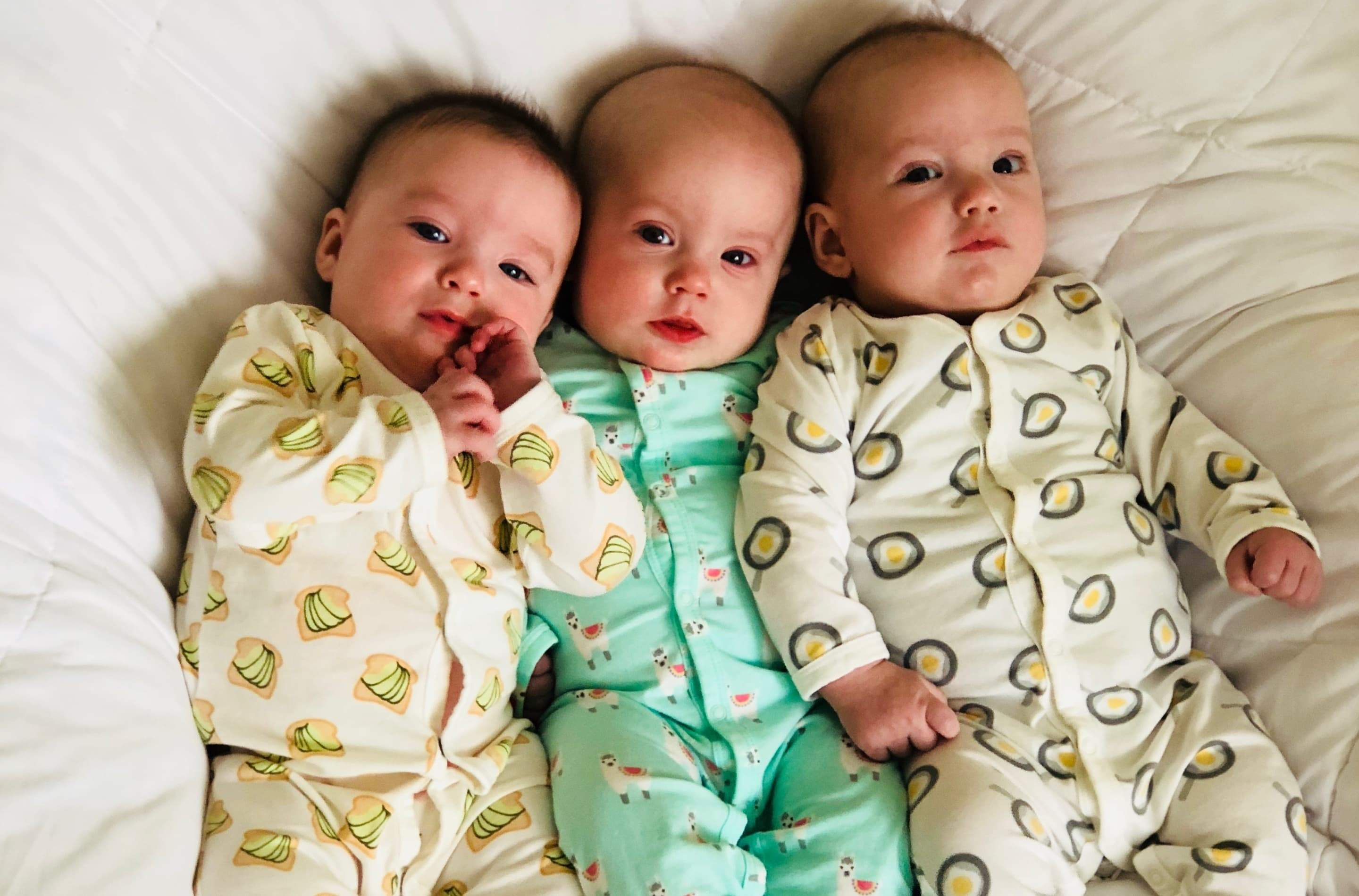 Secrets From a Labor and Delivery Nurse: How I Juggle My Triplets