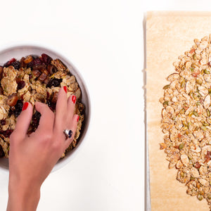 How to Make the Best Homemade Granola You'll Ever Eat