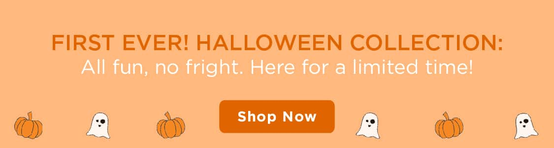 Halloween collection banner