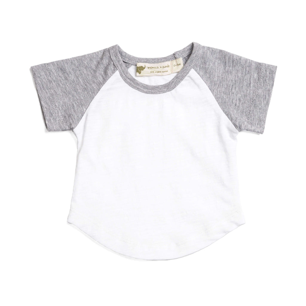 Short Sleeve Little Slugger Tee