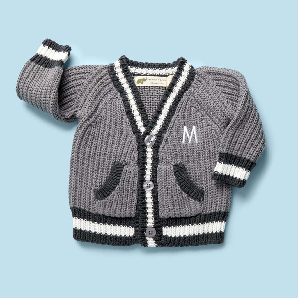 Varsity Striped Sweater