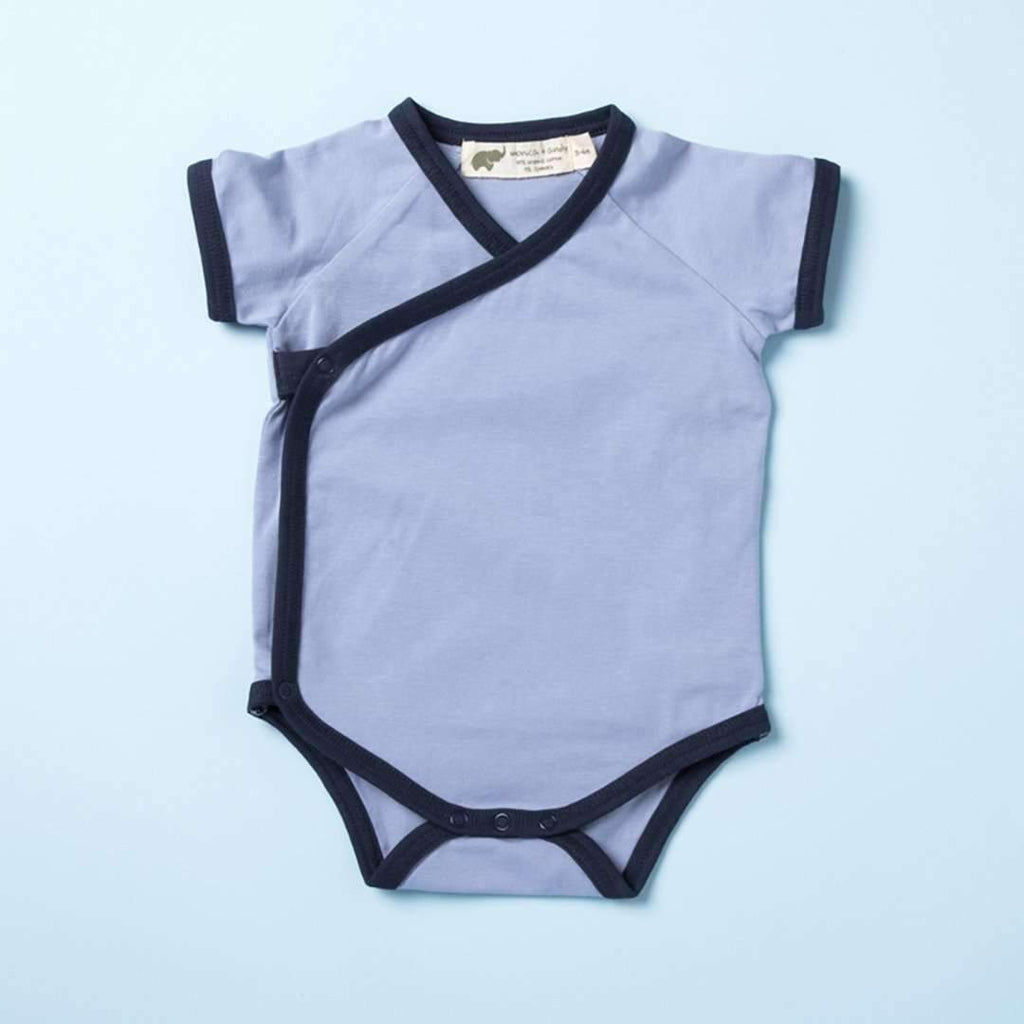 Short Sleeve Lucky Bodysuit