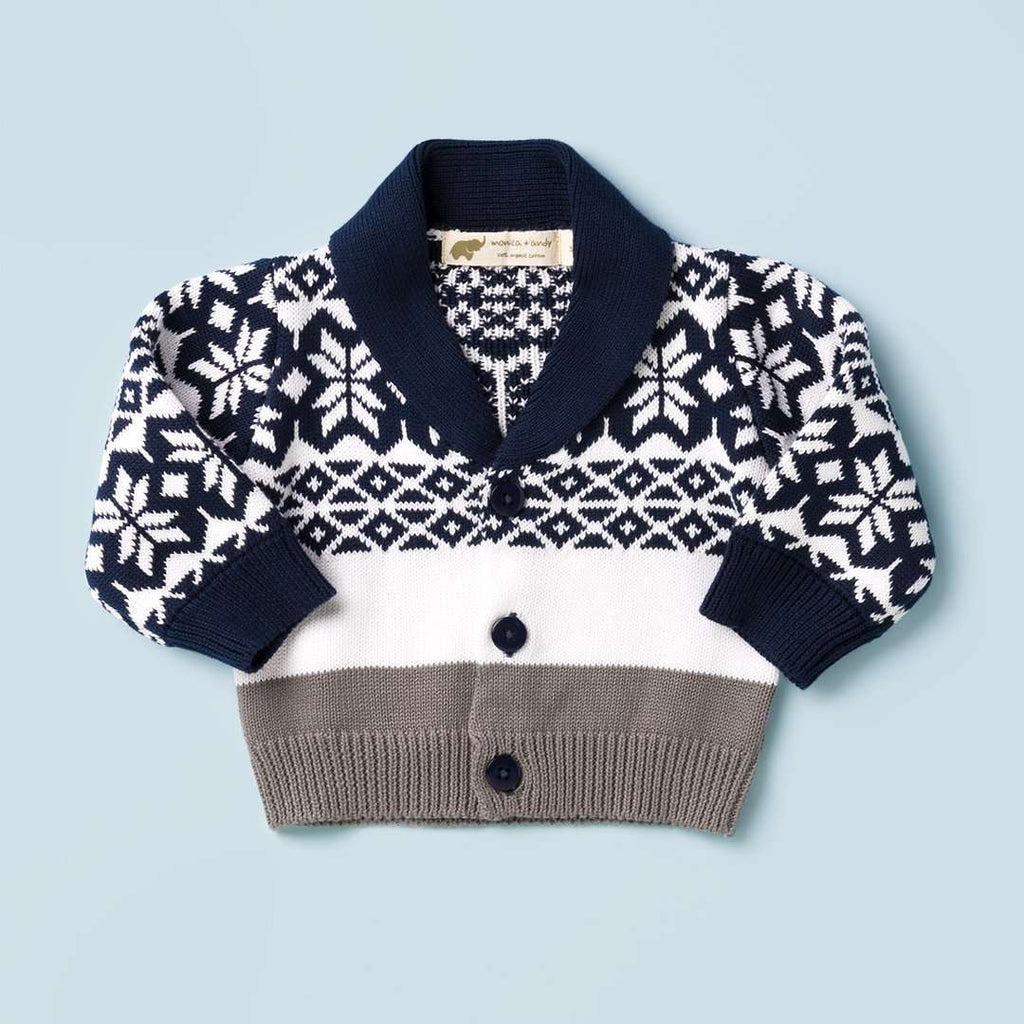 Let It Snow Cardigan