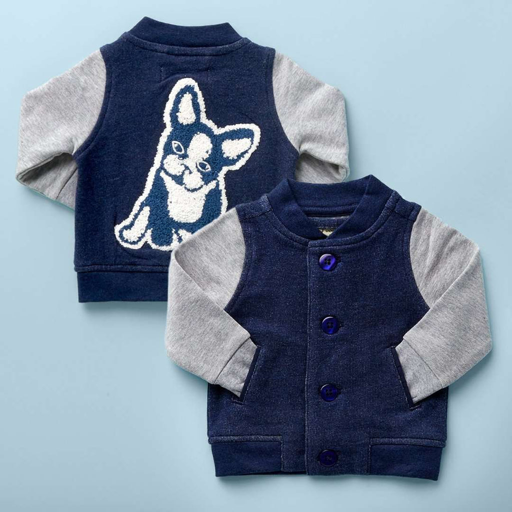 Top Dog Varsity Jacket